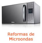 Reformas de microondas em Curitiba